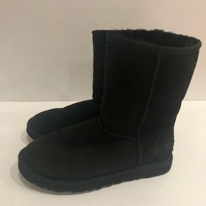 Ugg Classic Short Boot Black 5